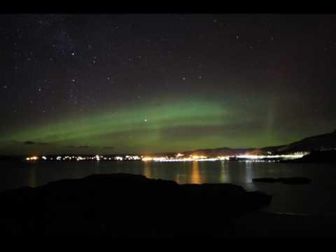 Aurora Borealis - Gairloch Beach (21/01/17)