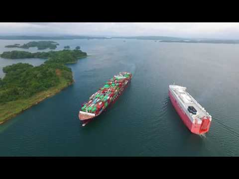 Expanded Panama Canal: Offering Connectivity and Reliable Service To Maritime Industry