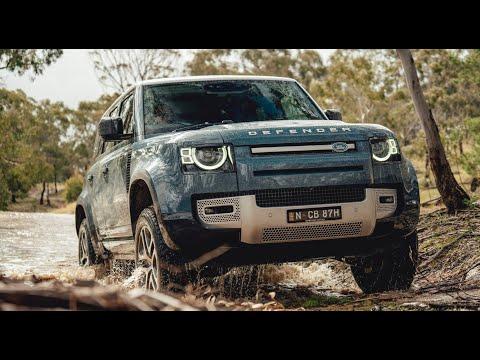 NEW DEFENDER First Australian Drive