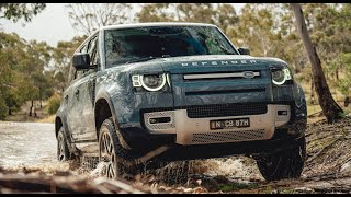 NEW DEFENDER First Australian Drive
