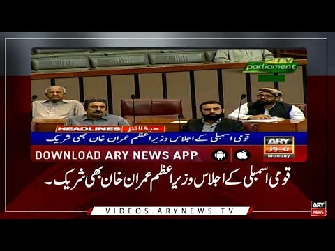 Headlines ARYNews 1300  24th June 2019