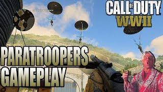 Call Of Duty WW2 Beta Feedback | COD WW2 Paratroopers Multiplayer Gameplay