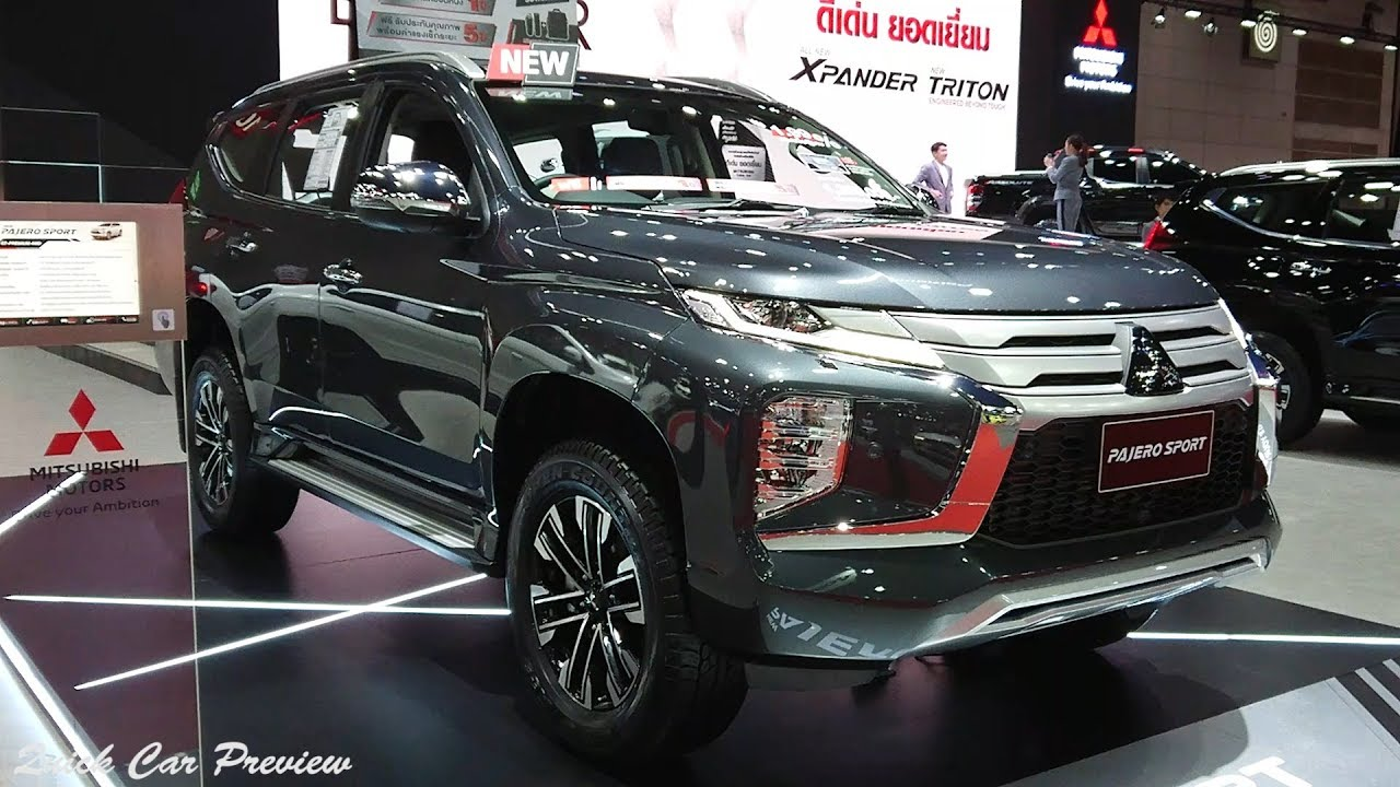 2020 All Mitsubishi Pajero Model