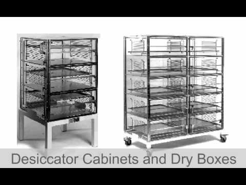 Desiccator Cabinets And Dry Boxes By STI Systems And Technology  International, Inc.