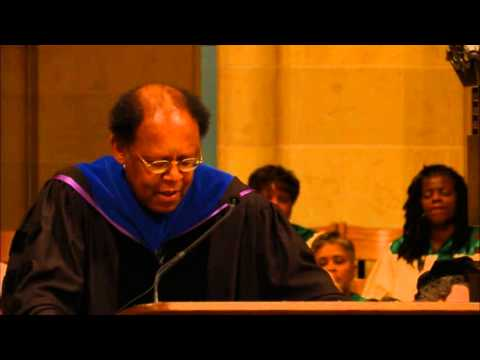 Dr. James Cone - Inaugural Address, Sacred Heart Cathedral, Roc., NY (Oct. 16, 2012)