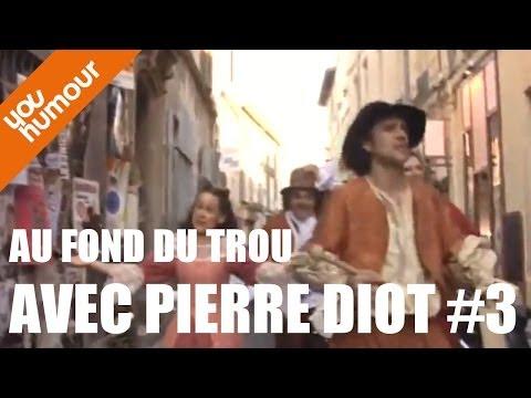 Festival d'Avignon #3 : Au fond du trou avec Pierre Diot