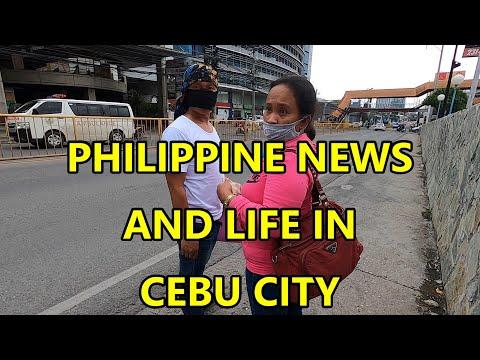 PHILIPPINE NEWS AND LIFE IN CEBU CITY, CEBU, PHILIPPINES