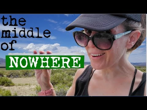 The Middle Of Nowhere: Hot Springs, Pictographs And Diana's Punch Bowl