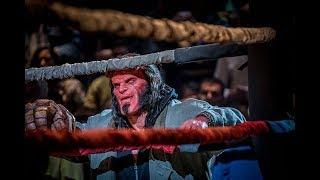 Hellboy 2019 | Opening Scene | First fight (4K)