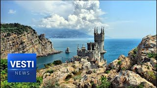 Crimea Finally Achieves Self-Sufficiency! Huge Russian Investment Turns Back Years of Neglect!