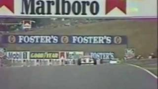 jj lehto spin aftermath 1992 hungarian gp quali.wmv