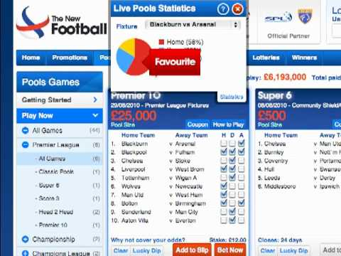 Football Betting Guides, and Tips on How to Win The Football Pools