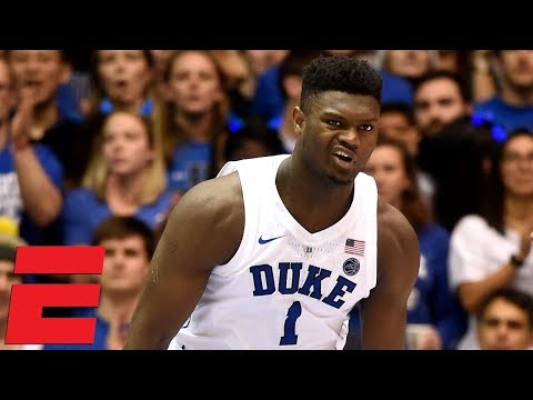 Top 10 Plays of Saturday in College Hoops including Zions nice move | College Basketball Highlights