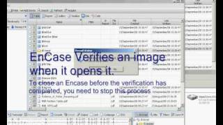 Computer Forensics: Opening an EnCase E01 File
