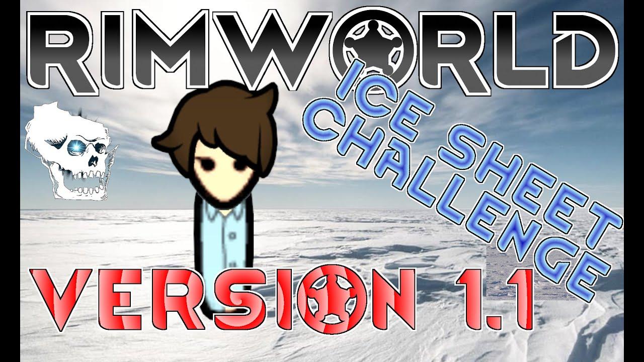 [12] Sea Ice Challenge - Improving! - RimWorld 1.1 - Let's Play