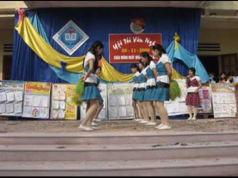 Chào mừng ngày nhà giáo Việt Nam 20-11
