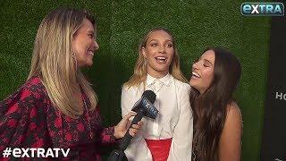 Maddie & Mackenzie Ziegler Reveal They Are Still Starstruck by a Certain Singer