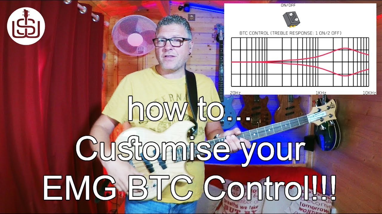 Swb 1 Active Secret Settings How To Customise Your Emg Btc Bts System Wiring Diagram Control By Scott Whitley