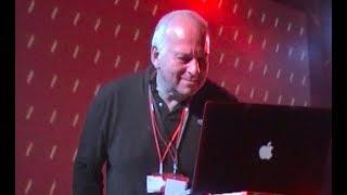 "Daniel Miller plays Depeche Mode's ""Shout"" London 15 May 2011"