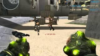 CF CN : Mega Titan Fists-Neon