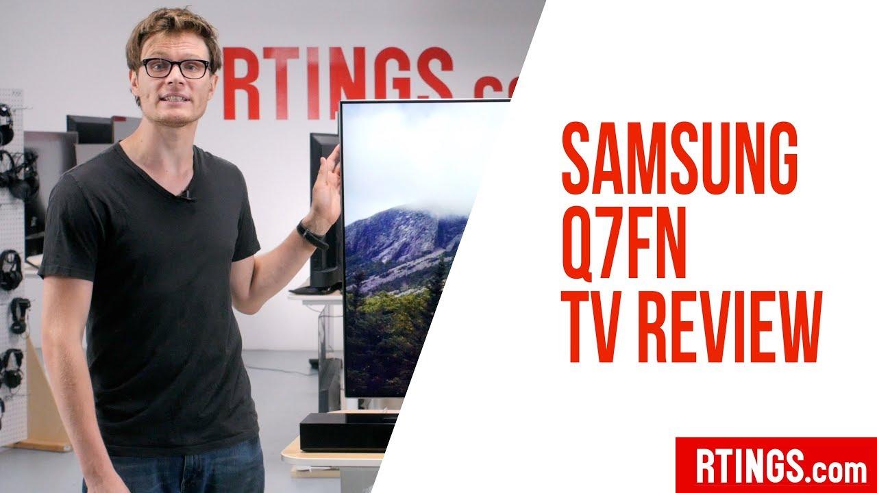 Samsung Q7FN 2018 QLED TV Review (Q7/Q7F) - RTINGS com