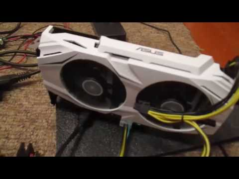 Внешняя (eGPU) видеокарта для ноутбука GTX 1060 тест в GTA 5