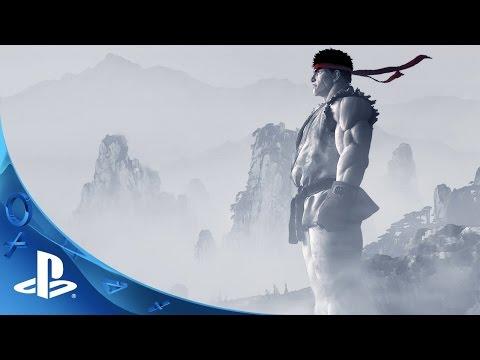 Street Fighter V - CG Trailer | PS4