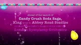 London Symphony Orchestra making the soundtrack for Candy Crush Soda Saga
