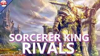 Sorcerer King Rivals Gameplay (PC HD)