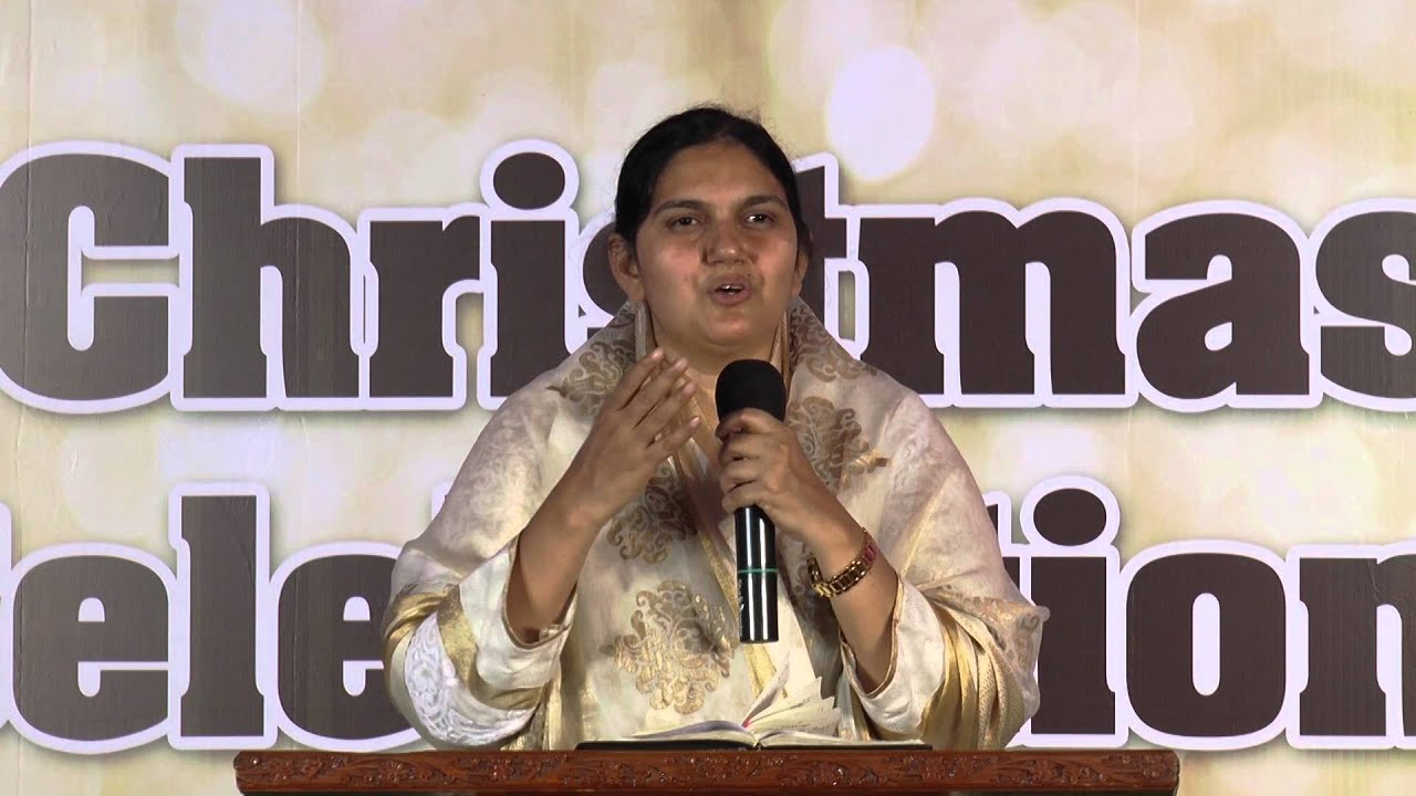 Benefits of Jesus Birth  - Sis.Shaila Paul