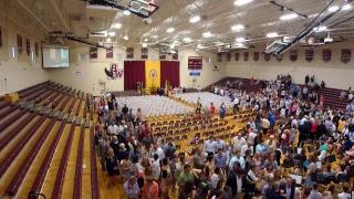 Bishop Watterson Graduation 2018
