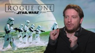 Rogue One: A Star Wars Story: Director Gareth Edwards Official Movie Interview