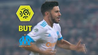 But Morgan SANSON (90' +4) / Girondins de Bordeaux - Olympique de Marseille (1-1)  / 2017-18