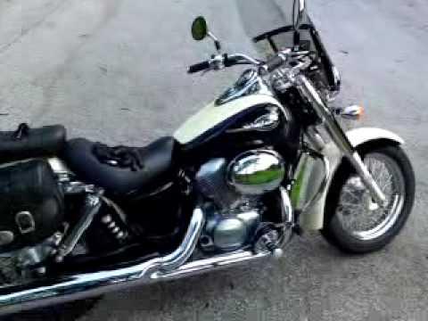 Honda Shadow VT 750 C2 ACE   Original   YouTube