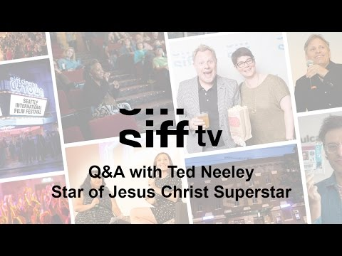 SIFFtv: Q&A with Ted Neeley - star of Jesus Christ Superstar