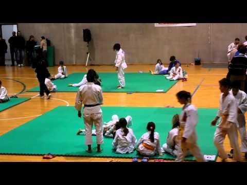 Judo For Kenya 2012 – San Polo di Torrile – 1° Dicembre – Terzo incontro di Tommaso.