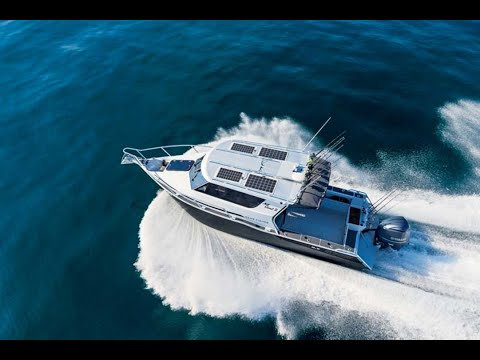 Surtees 850 Game Fisher: Australia's Best Fishing Boats 2016