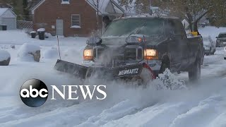 Deadly winter storm affects more than 200M Americans