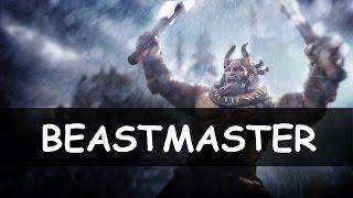 История героя - Бистмастер | Dota 2 | Beastmaster