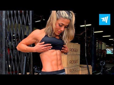 Hardest Workout Motivation - Heba Ali | Muscle Madness