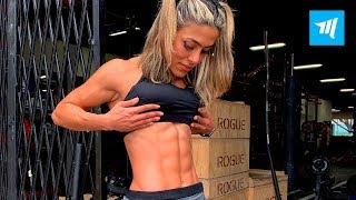 Hardest Workout Motivation - Heba Ali | Muscle Madness