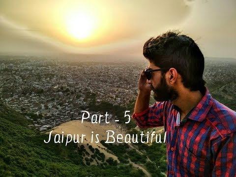 """Who says, """"Jaipur is not Beautiful"""" 