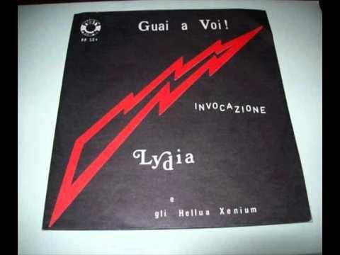 Rare Italian Prog - Lydia e gli Hellua Xenium - Guai a voi (1973)