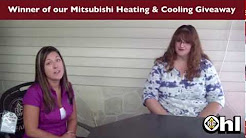 Mitsubishi Jim Thorpe PA Winner - Ductless Heating and Cooling