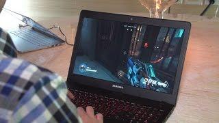 Samsung Odyssey: Una laptop especializada en videojuegos