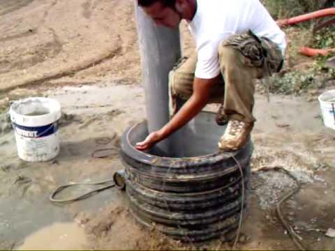 Pozo a mano para riego mantenimientospapaseit parte 1 for Como hacer un tanque de agua para rustico