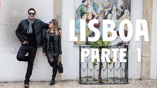 Vlog em Lisboa - parte 1: Castelo de São Jorge, Praça do Comércio, ensaio fotográfico e mais!