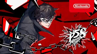 Persona 5 Strikers - The Phantom Thieves Strike Back Trailer - Nintendo Switch