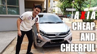 2017 Perodua Axia Review Cheapest Best New Car You Can Buy