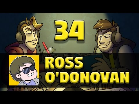 SuperMegaCast - EP 34: Aussie Man (w/ Ross O'Donovan)